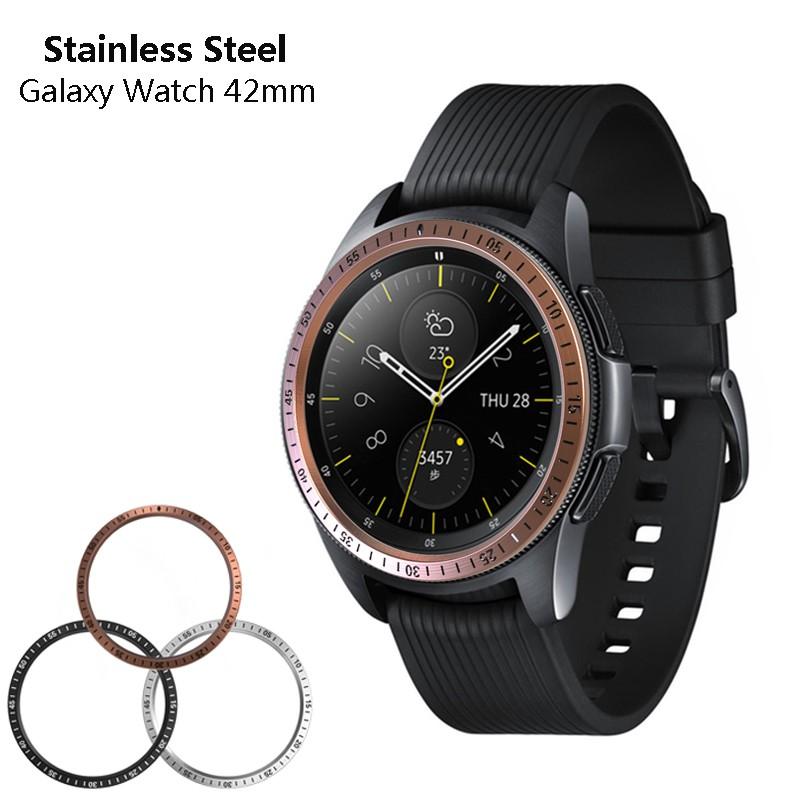 đồng hồ đeo tay thép không gỉ 42mm cho samsung galaxy watch - 23062958 , 2321758054 , 322_2321758054 , 221500 , dong-ho-deo-tay-thep-khong-gi-42mm-cho-samsung-galaxy-watch-322_2321758054 , shopee.vn , đồng hồ đeo tay thép không gỉ 42mm cho samsung galaxy watch