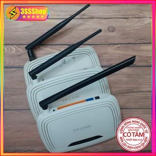 Bộ phát WiFi 1 râu chính hãng TPLink WR720N WR740N WR741N đã qua sử dụng