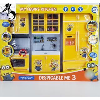 Bộ đồ chơi nhà bếp Minion
