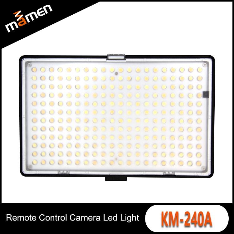 Đèn Led Video MaMen KM-240A