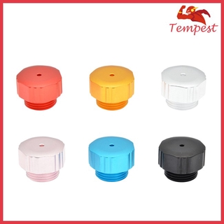 TP Aluminum Alloy Metric Thread Dust Cover Multicolor Oxidation Protection Cover Outer Wire Plug