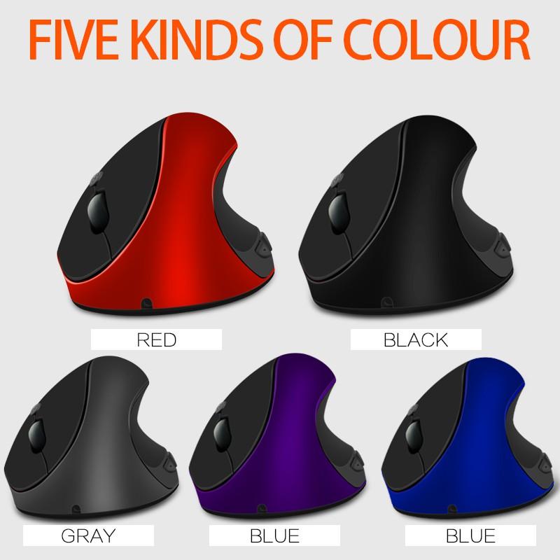 Chuột không dây pin sạc tích hợp (6D) WH908A Giá chỉ 135.000₫