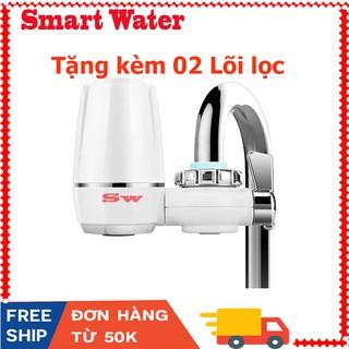 [Hàng chính hãng][Deal 1k]] Bộ lọc nước Smart Water Cao cấp – Sw-01 lọc sạch nước an toàn- Tặng kèm 2 lõi thay thế