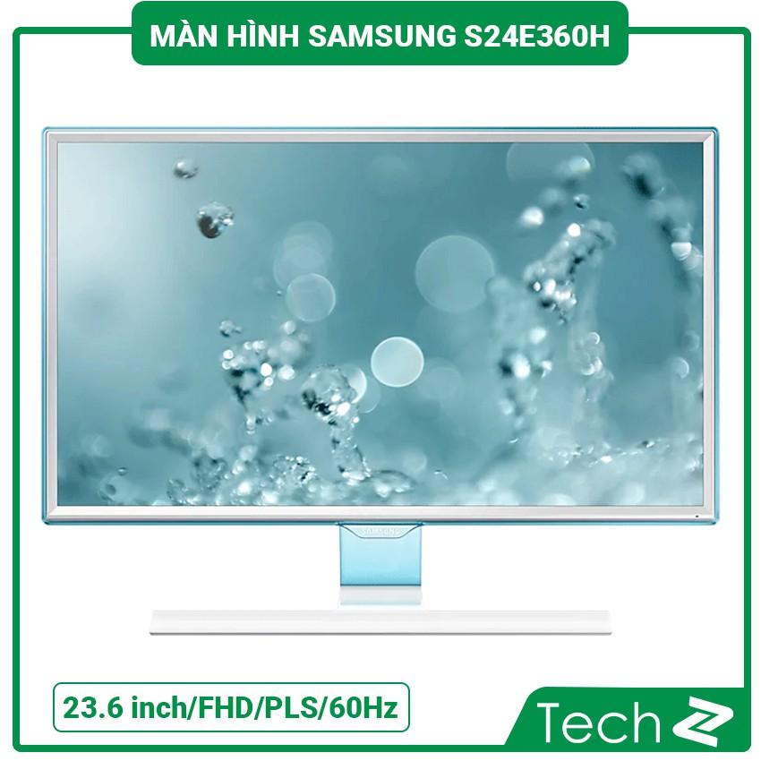 Màn Hình Samsung S24E360H (23.6 Inch/Fhd/Pls/250Cd/M²/Hdmi+Vga/60Hz/5Ms)