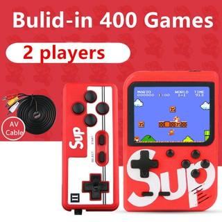 Máy chơi game cầm tay kiểu cổ điển 400 trong 1 chất lượng cao nintendo switch thumbnail