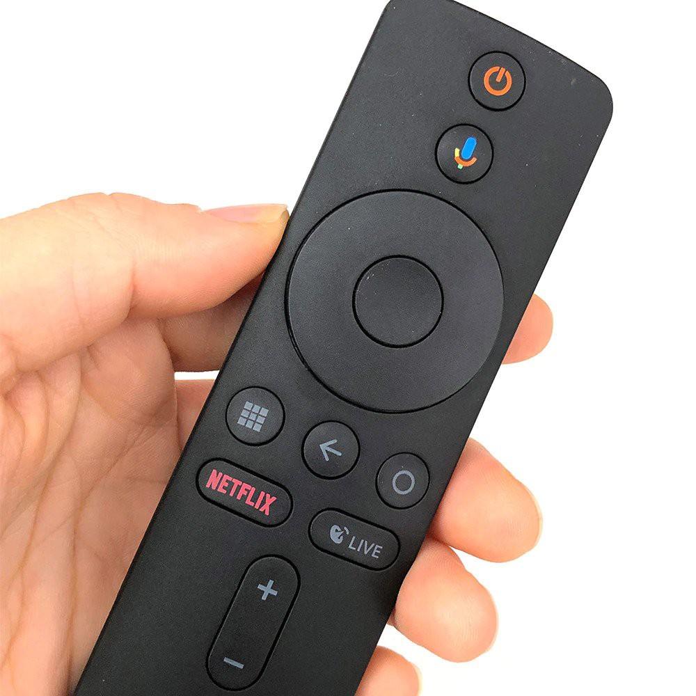 Remote điều khiển Xiaomi Mi box S MDZ-22-AB XMRM-06 (Micro điều khiển giọng nói - Bluetooth - Tặng pin)