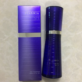 Siêu rẻ Chính hãng Tinh dầu dưỡng tóc Plarmia Hairserum Oil F 120ml thumbnail