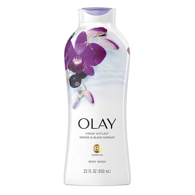 Sữa tắm Olay Soothing Orchid & Black Currant - Mỹ - 650ml tại TP. Hồ Chí  Minh
