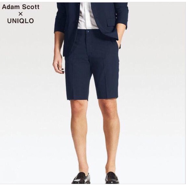 Quần ngố nam Adam Scott chính hãng Uniqlo Nhật!