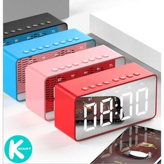 Đồng hồ để bàn kết hợp loa bluetooth AEC BT506