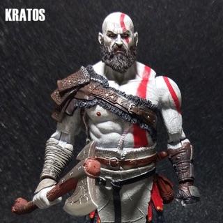 Mô hình có khớp thần Kratos – God Of War 4 (tỷ lệ 1:10)