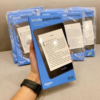 Máy đọc sách Kindle PaperWhite gen 4 (10th) chính hãng – Nguyên seal mới 100%