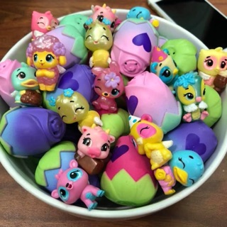 Combo 10 và 20 trứng sò hoa #Hatchimals