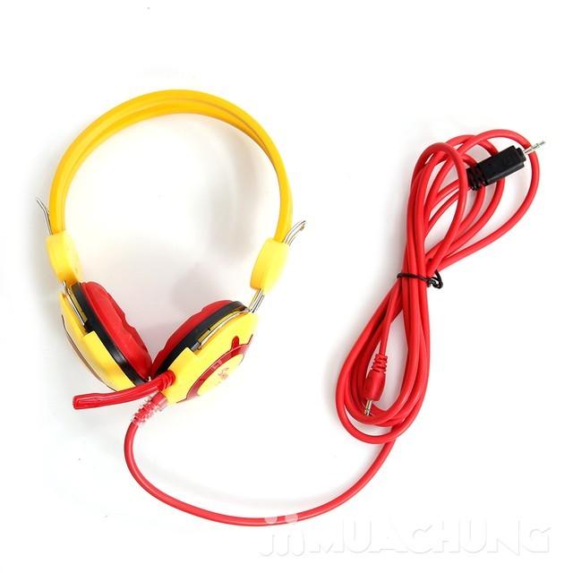 Headphone V2k Siêu Trâu Đủ Màu