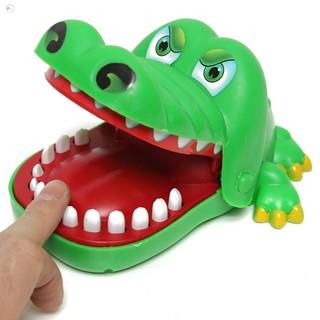 [SALE OFF]Bộ trò chơi cá sấu cắn tay