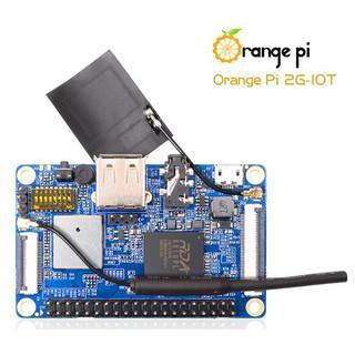 [Mã 158ELSALE hoàn 7% đơn 300K] Máy tính nhúng Orange Pi 2G-IOT 256MB thumbnail