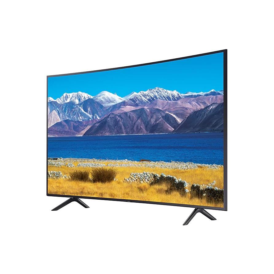 Smart Tivi Samsung Màn Hình Cong Crystal UHD 4K 55 inch UA55TU8300KXXV (Voice Sreach)