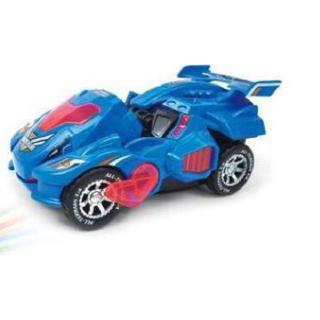 Xe đồ chơi hình khủng long có đèn và nhạc cho bé
