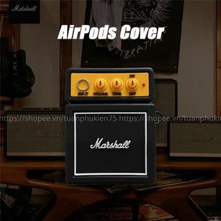 Airpods Case Freeship LOA MARSHALL Case Tai Nghe Không Dây Airpods 1 2 i12 Pro - TGDĐ89 thumbnail