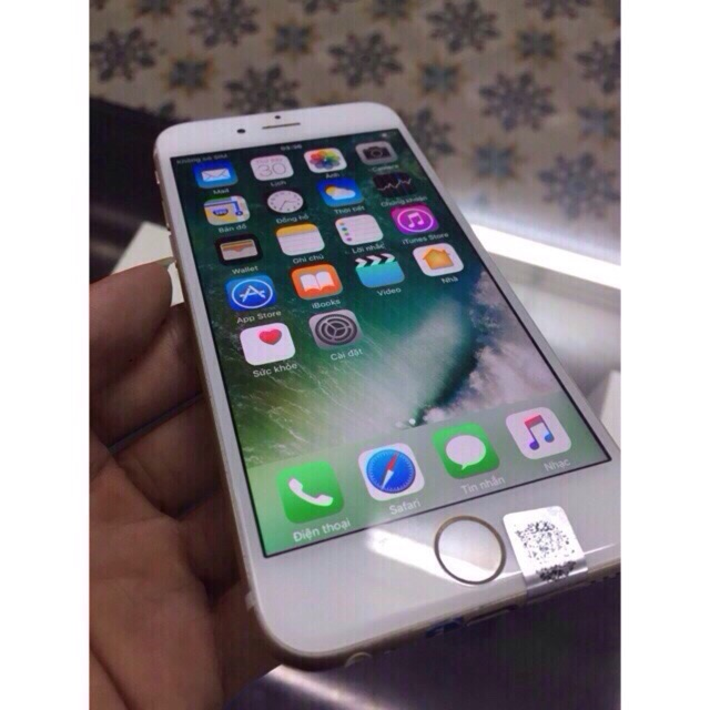 Điện thoại Apple iphone 6s 16gb quốc tế hàng chính hãng