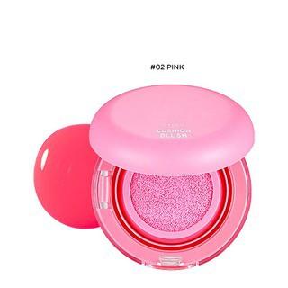 Má Hồng Dạng Nước Moisture Cushion Blush 02 Pink fmgt (màu Hồng) LANICOS