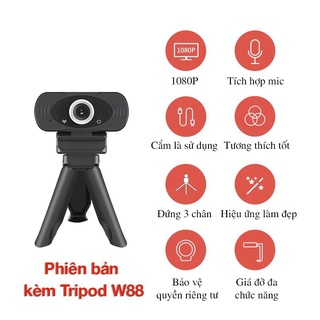 Webcam Full HD 1080p Imilab Xiaomi W88 bản quốc tế thumbnail
