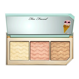 Too Faced - Bảng Phấn Bắt Sáng 3 Ô Triple Scoop Hyper-Reflective Highlighting Palette thumbnail