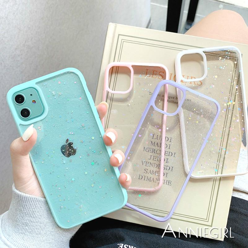 Ốp TPU Trong Mềm Dành Cho IPhone 11 Pro Max X Xs Max XR 8 7 Plus SE 2020