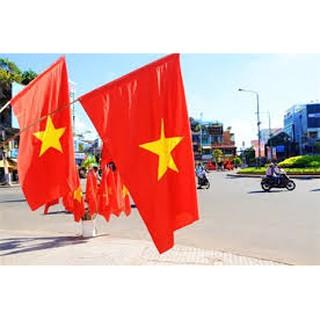 Lá Cờ Việt Nam 120×80 Lá Cờ Đỏ Sao Vàng To
