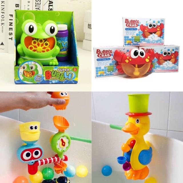 Combo bản lẻ sản phầm đồ chơi nhà tắm dành cho bé