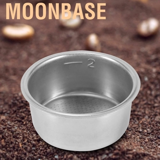 Moonbase Stainless Steel Filter Coffee Maker Accessories for 51mm High Pressure Machine
