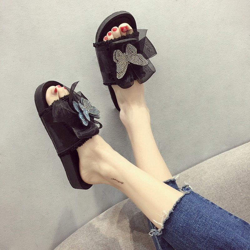 Sandal sandals with European and feminine style