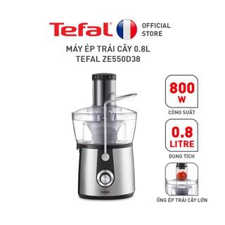 [Mã ELTEFAL66 giảm 5% đơn 500K] Máy ép trái cây Tefal ZE550D38 800W thumbnail
