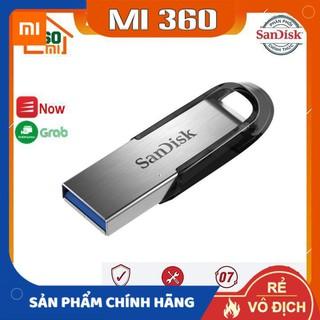 [ Chính Hãng -BH 5 Năm] USB 3.0 SanDisk CZ73 16Gb/ 32Gb/ 64Gb/ 128Gb Ultra Flair upto 130MB/s
