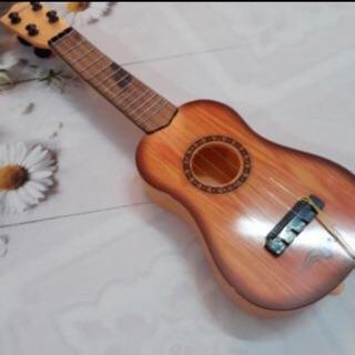 Ghta gỗ loại 6 dây đàn cho bé