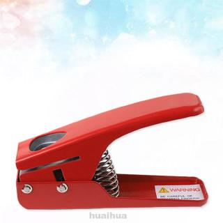 Card Cutter DIY Maker Gift Handheld Professional Plectrum Punch
