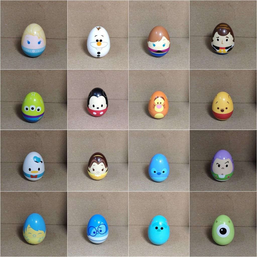 [Lẻ] Trứng Eggy Tsum Tsum Disney
