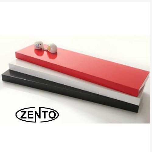 Bộ 3 kệ treo tường Zento sâu 12cm ( Đỏ )