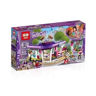 Giá Siêu Sốc – Đồ chơi Lego friends 01060 – tiệm cà phê nghệ thuật của Emma