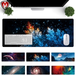 MYRON 90*40cm Top Quality Mouse Pad Home Office Galaxy Keyboard Mice Mat Large Laptop Cushion Computer Desk Modern Game
