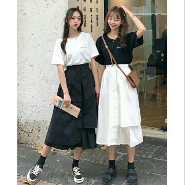 [Order] Chân váy dáng dài
