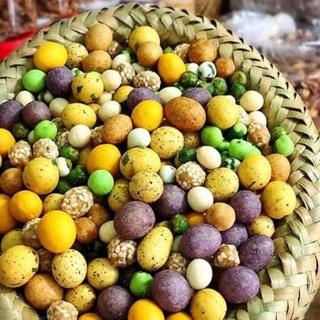 250Gr Snack đậu phộng mix vị thập cẩm