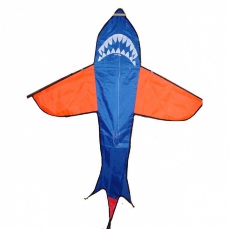 Diều cá mập, diều phụng hoàng phượng hoàng bằng vải dù đẹp
