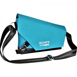 Túi đeo chéo thời trang Sony ExtraBass màu Xanh Dương