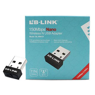 Bộ thu wifi, USB thu wifi LB-Link 151N chính hãng ,giá rẻ cho máy tính