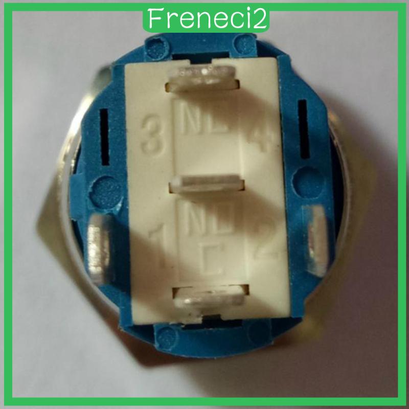 Nút Nhấn Chống Thấm Nước 220v,16mm