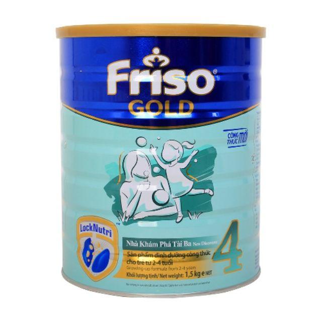 Sữa bột Friso Gold LockNutri 4 1.5kg Date T4/2020 - 3470926 , 1063957781 , 322_1063957781 , 820000 , Sua-bot-Friso-Gold-LockNutri-4-1.5kg-Date-T4-2020-322_1063957781 , shopee.vn , Sữa bột Friso Gold LockNutri 4 1.5kg Date T4/2020