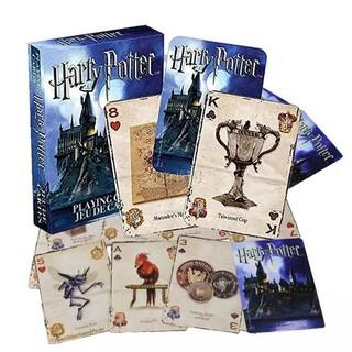 Bài tú lơ khơ Harry Potter