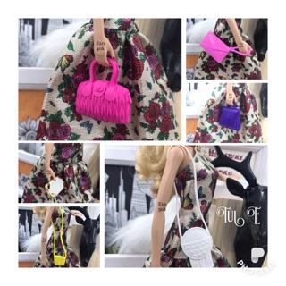 Túi xách Barbie chính hãng. Mã túi E