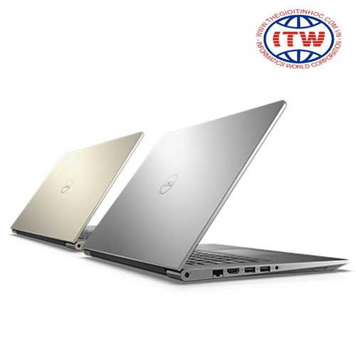 Laptop Dell Vostro V5468/i3-7100U (VTI35008W) - Tặng kèm túi NB Dell